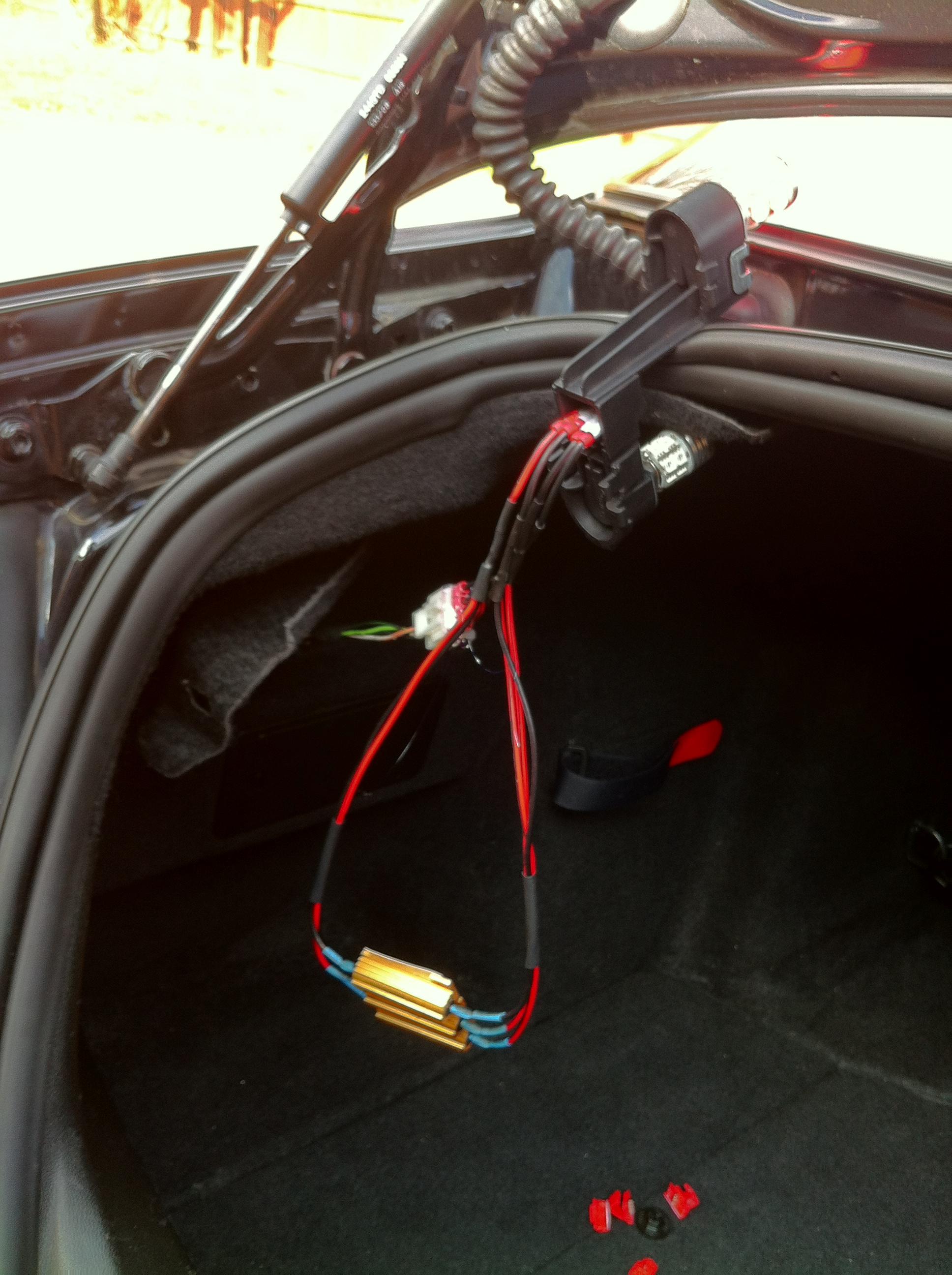 Alfa 159 Ti Full Led Conversion Exterior Guide Jabawok Industries Romeo Wiring Diagram Whenever