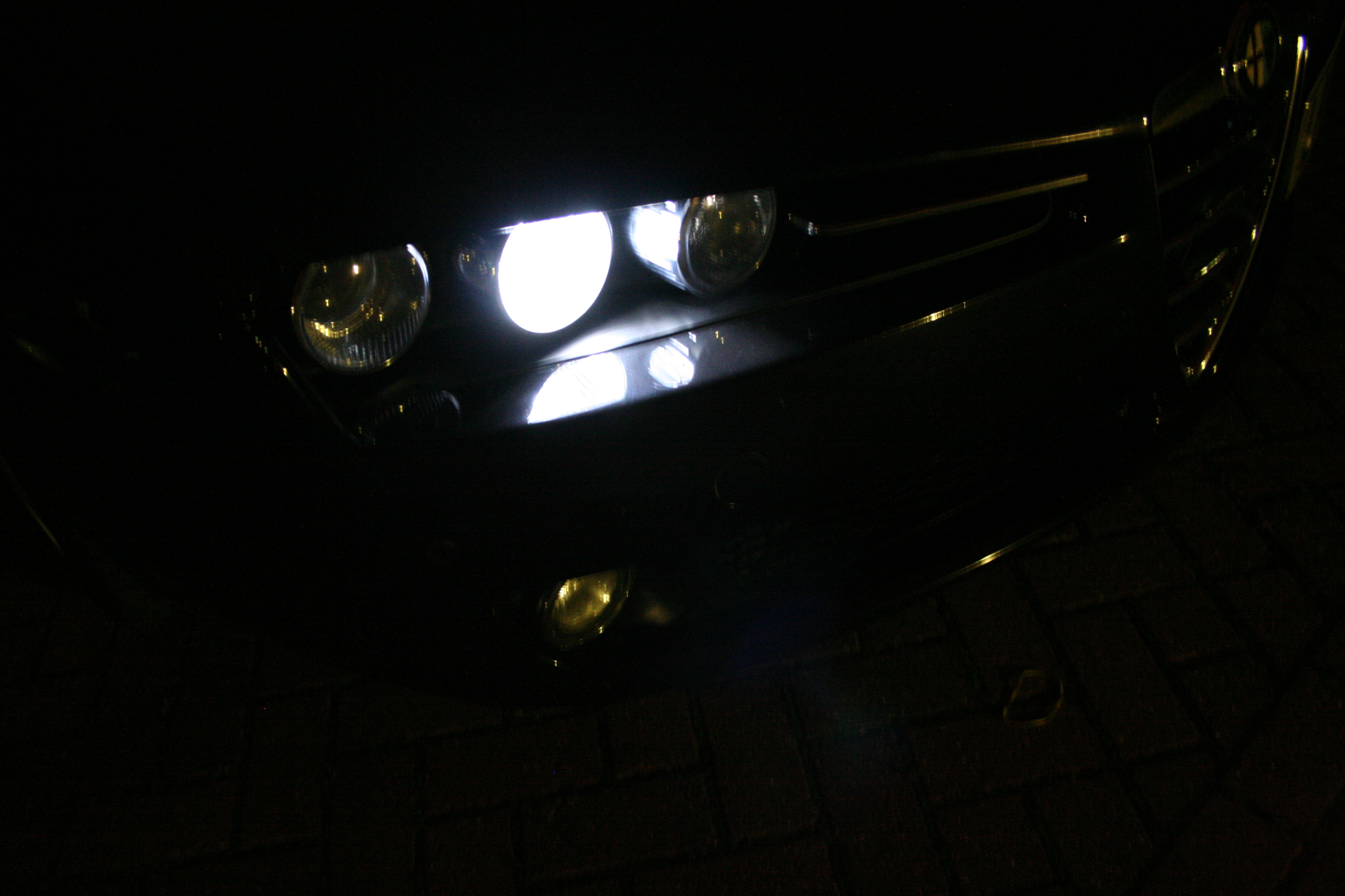 Alfa 159 Ti Full Led Conversion Exterior Guide Jabawok Industries Halo Lights Wiring Diagram Light Bulb The Installation Process Is Fiddly And Generally Very Annoying But Essentially For Sidelight Follow Elearn Below