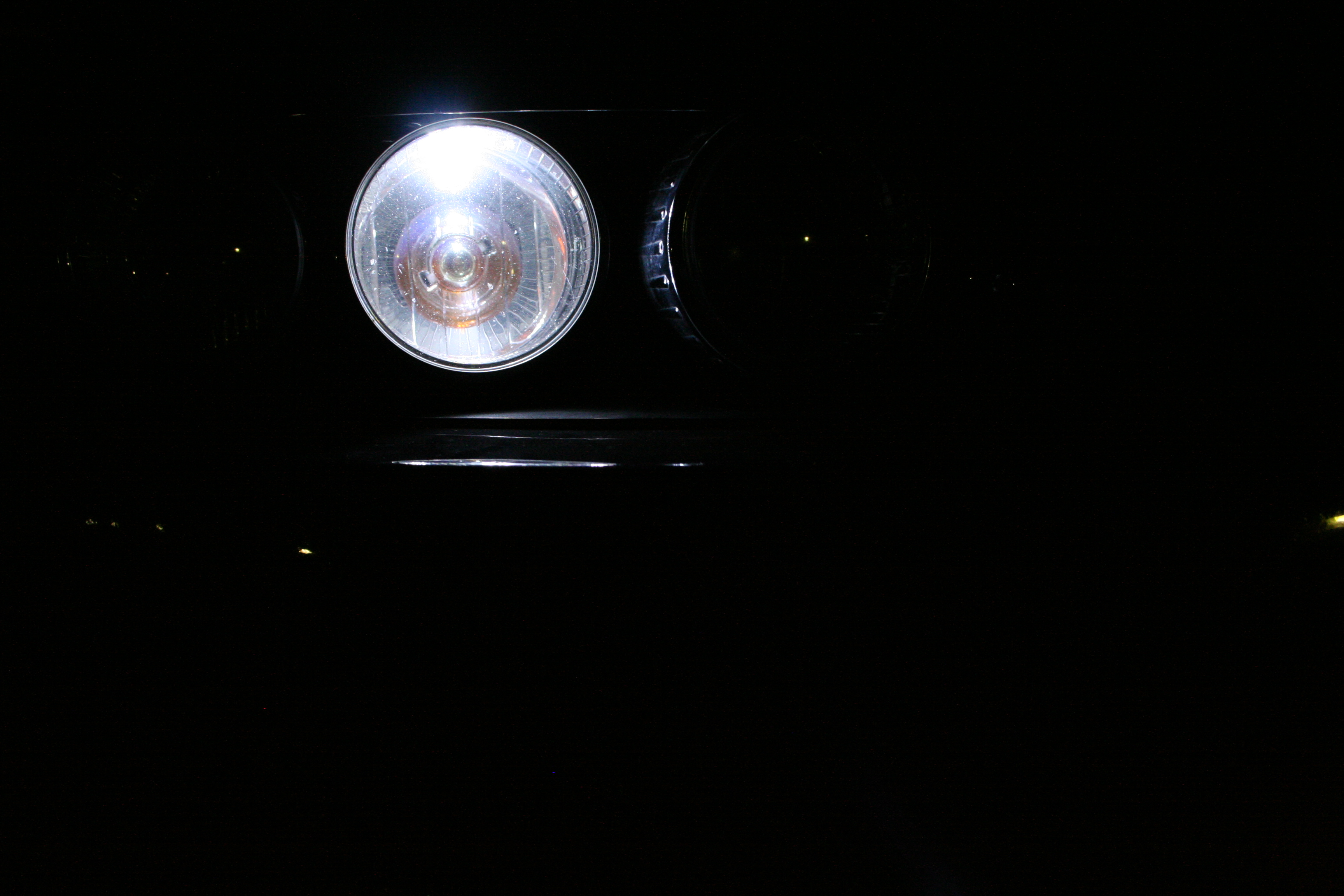 Alfa 159 Ti Full Led Conversion Exterior Guide Jabawok Industries Plug Headlamp Wire Wiring Repair Block Headlight Connector Ebay Wires Inside The Installation